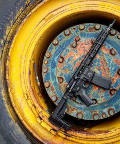Custom AR-15 Pistol