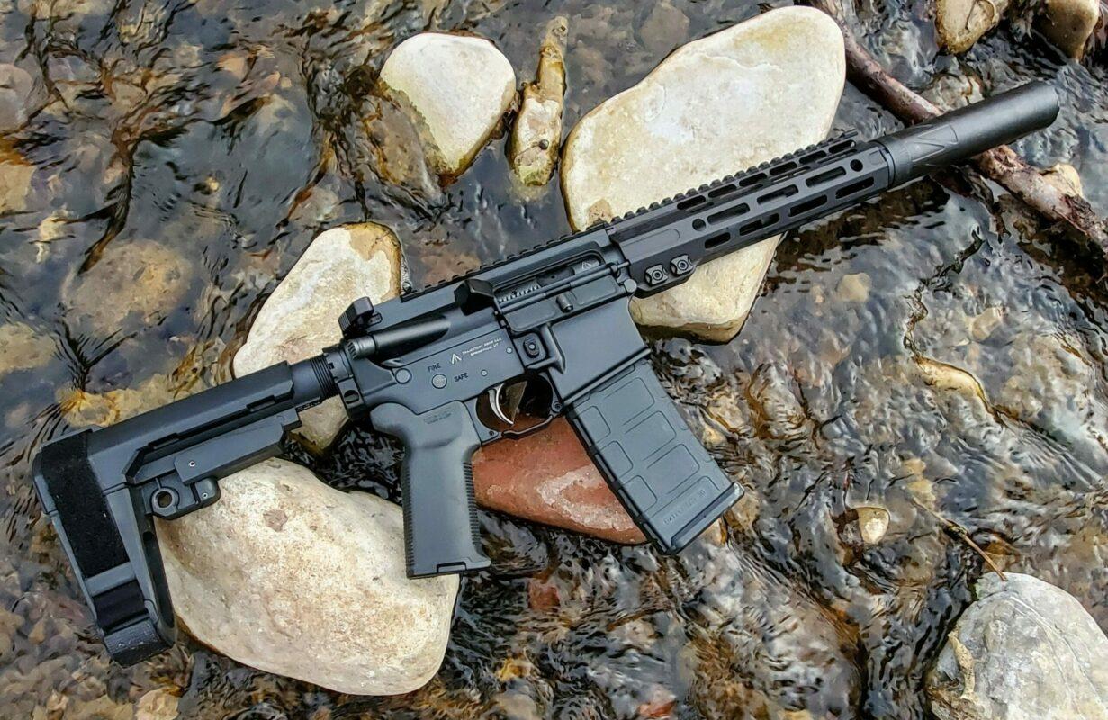 AR-15 assembly