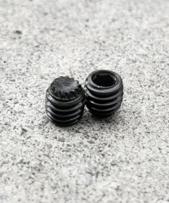 gas block set screws