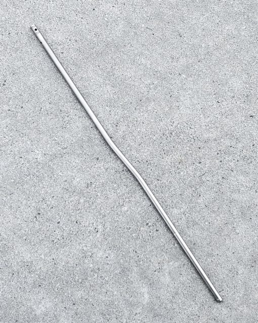 Stainless gas tube