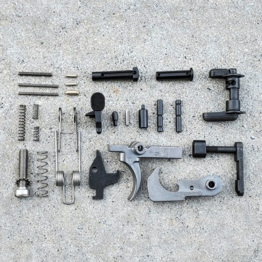 Sionics Lower Parts Kit with Trigger